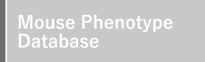Mouse Phenotype Database